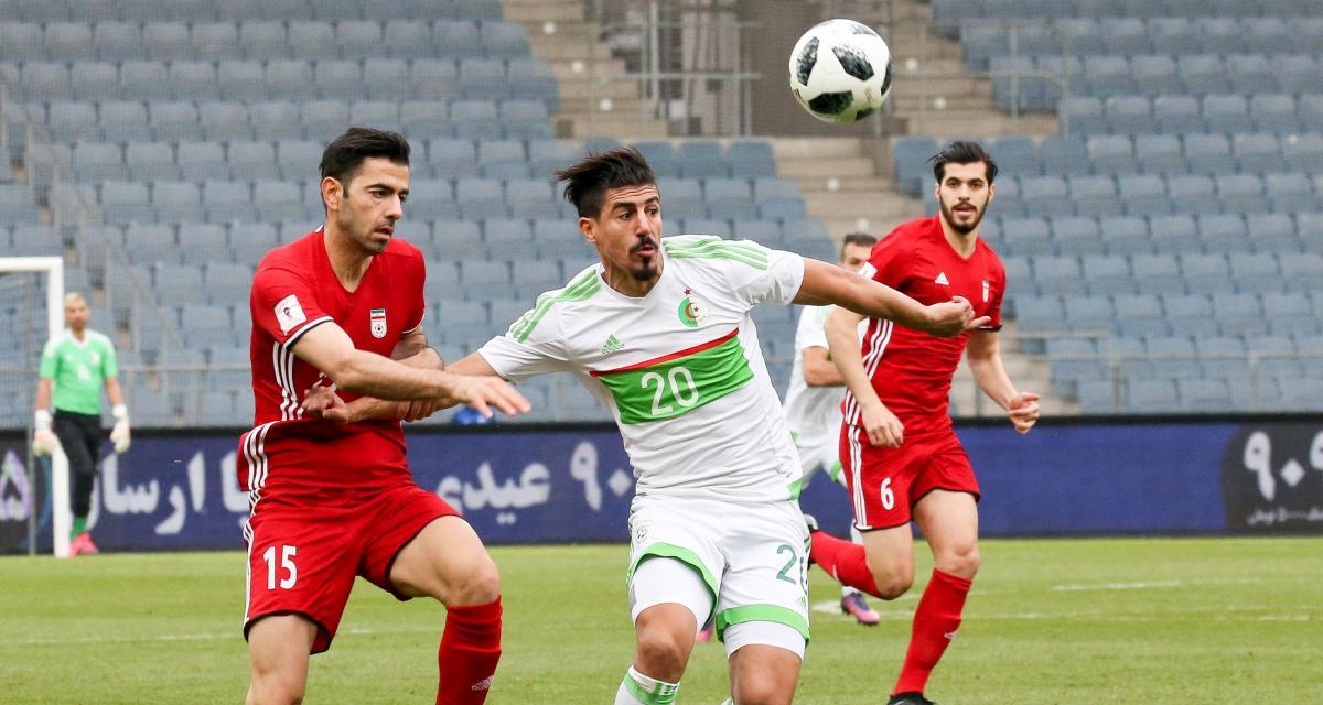 Marseille se positionne sur Baghdad Bounedjah