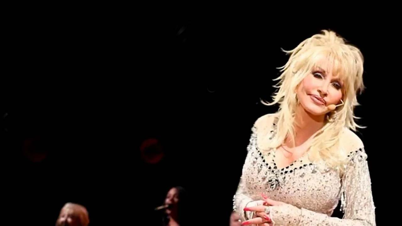 Dolly Parton opened up on The Today Show