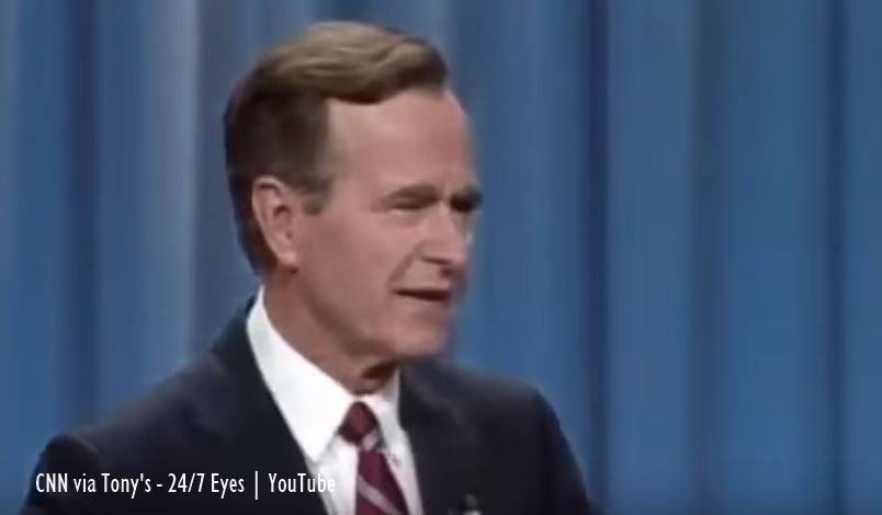 George H W Bush Has Passed Away Aged 94