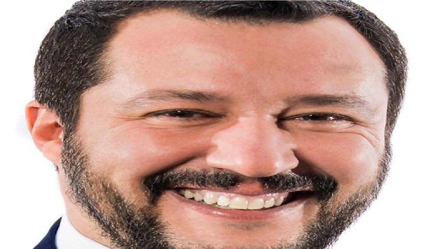 Salvini critica Fazio: 'Partito Democratico al 97% se tutti lo guardassero'