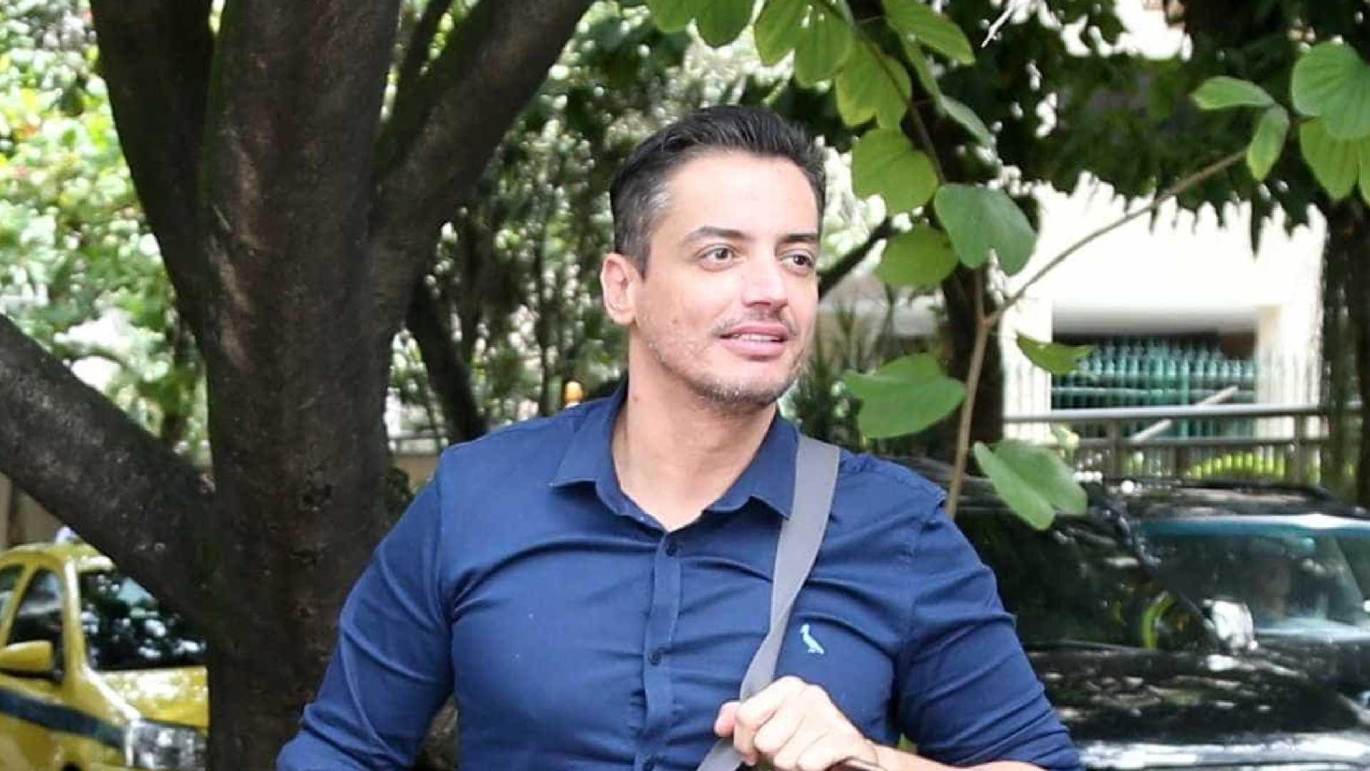 d6d9339f9 Leo Dias sonha com droga e volta a ser internado