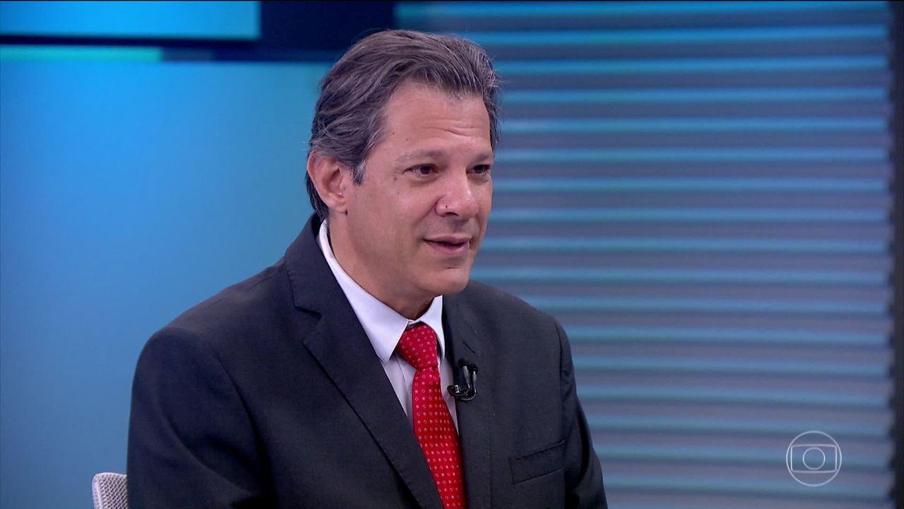Visitas de Haddad a Lula poderão ficar mais difíceis
