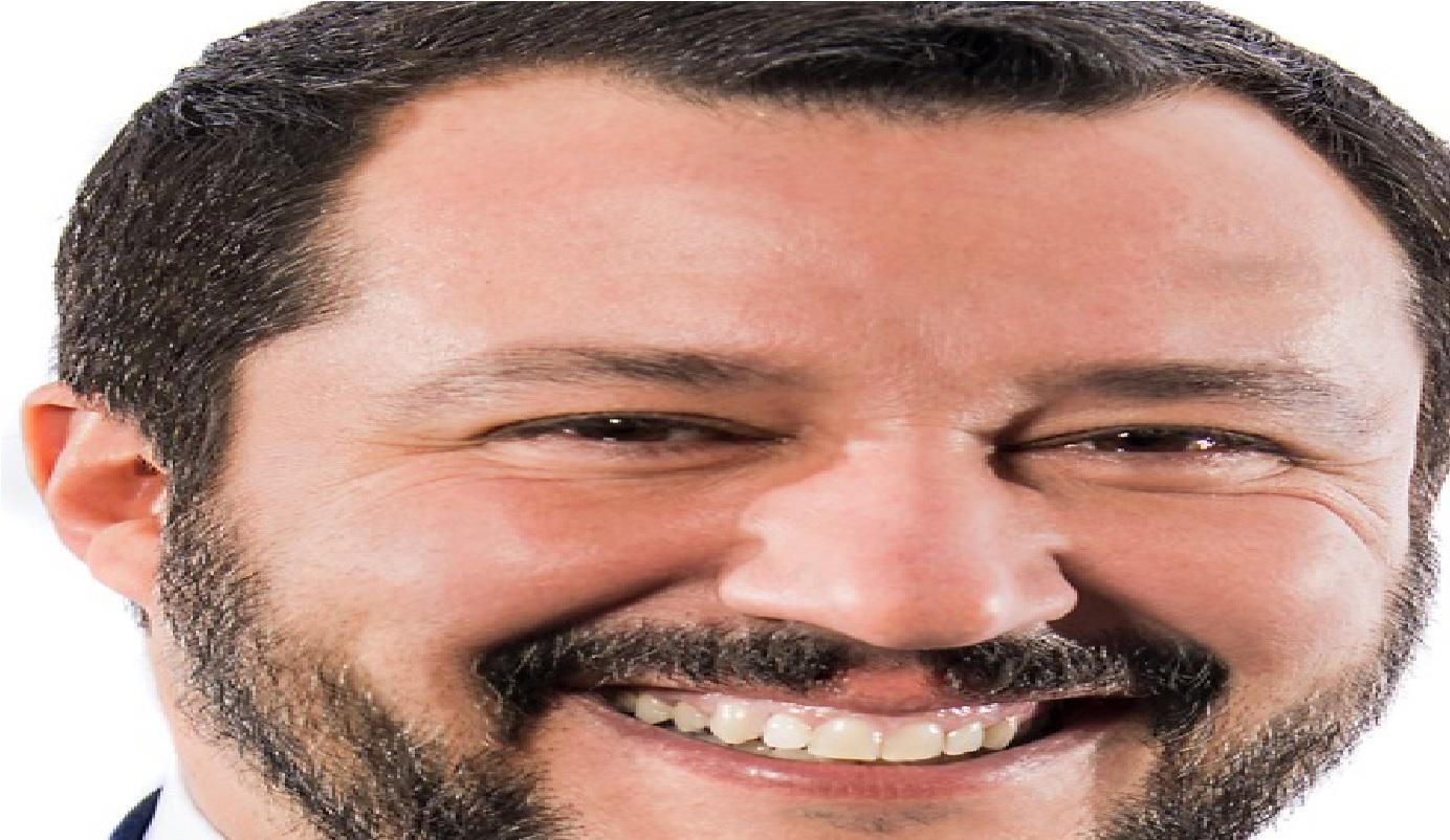 Di Pietro contro Salvini: 'violato la legge, andrebbe mandato a casa'