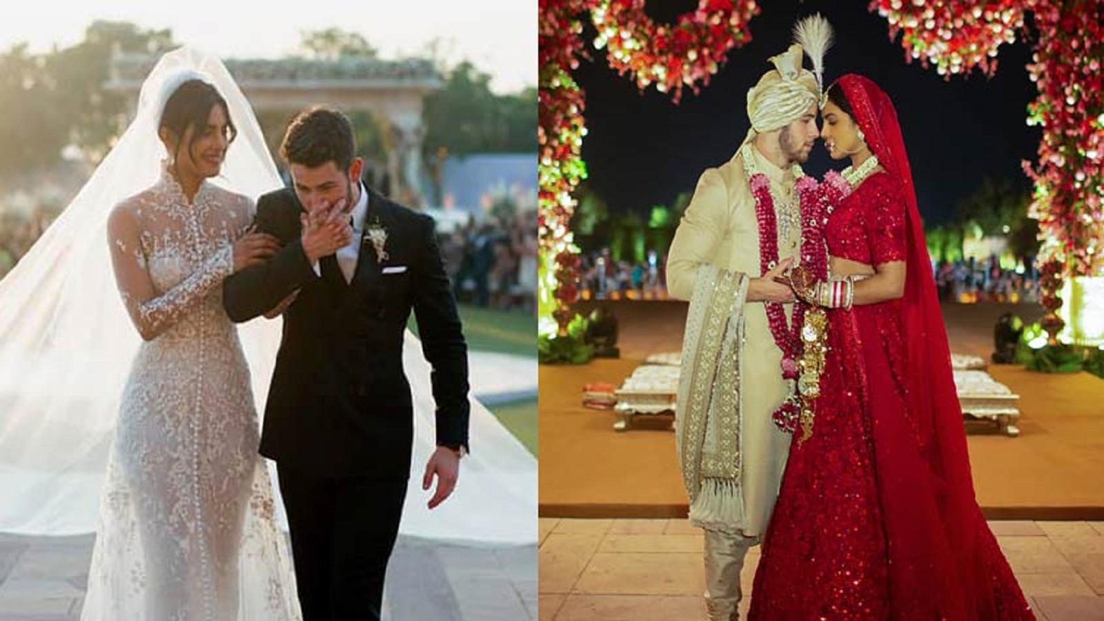 VIDEO: Nick Jonas y Priyanka Chopra ya son oficialmente marido y mujer
