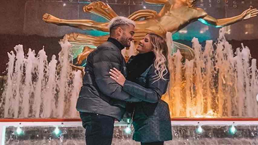 Thibault Garcia demande Jessica Thivenin en mariage à New York