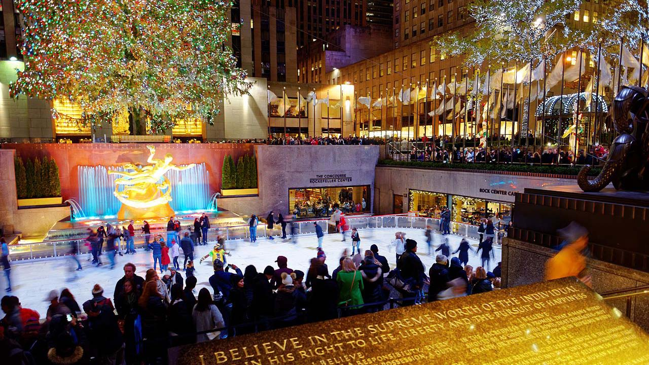 5 festive things to do in New York City this Christmas
