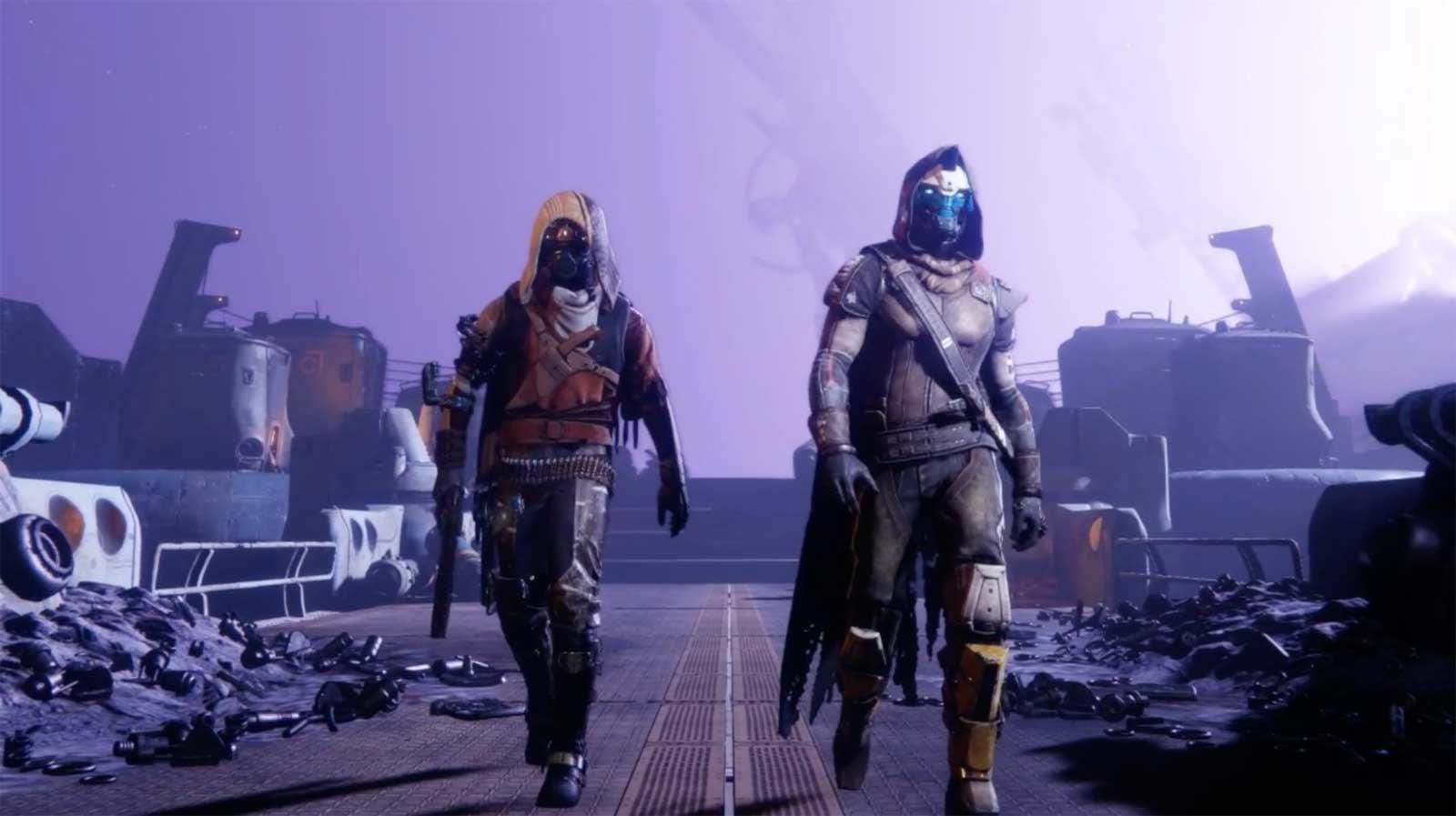 Destiny 2 New Raid And Forge Live Now