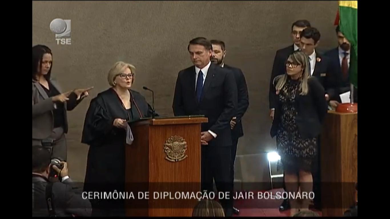 Discurso de Rosa Weber incomoda aliados de Jair Bolsonaro