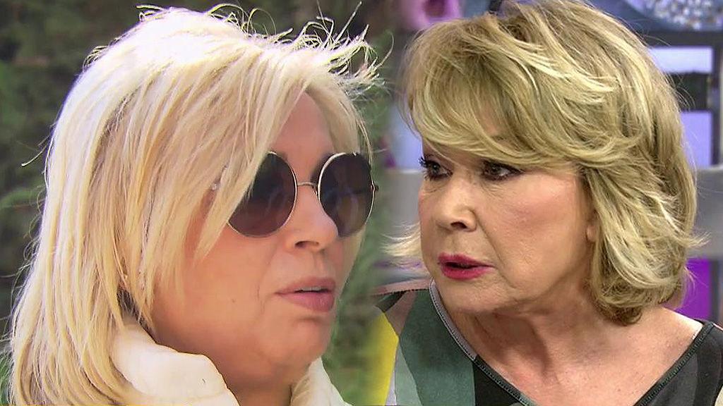 Diego Arrabal acusa a Mila Ximénez de usar a Carmen Borrego