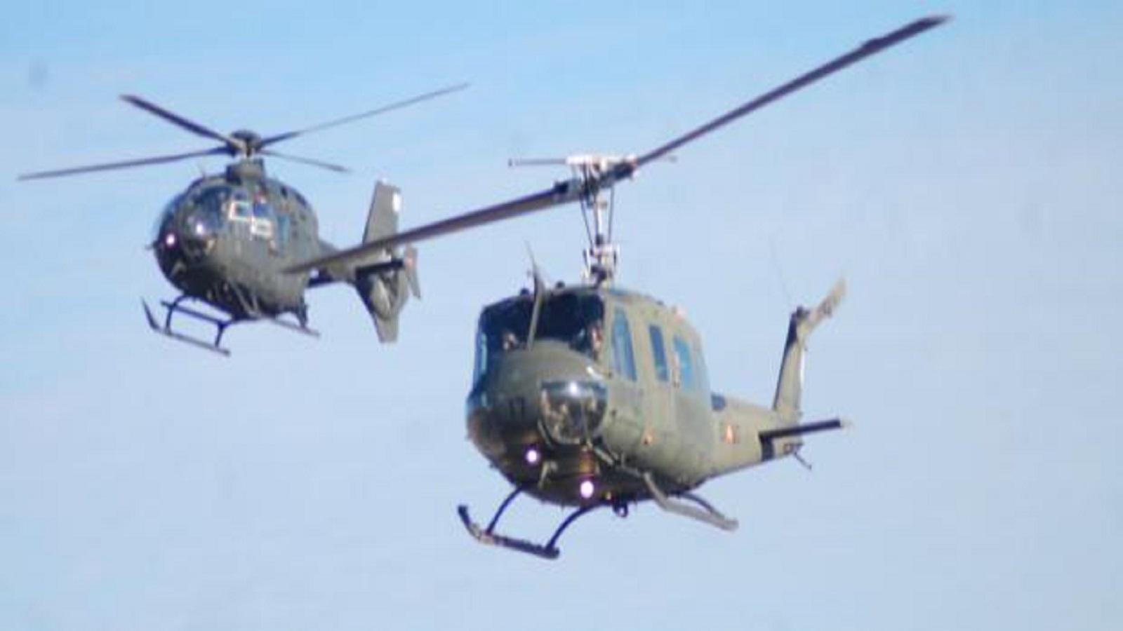 VIDEO: El Ejército de Tierra despide a su helicóptero más veterano