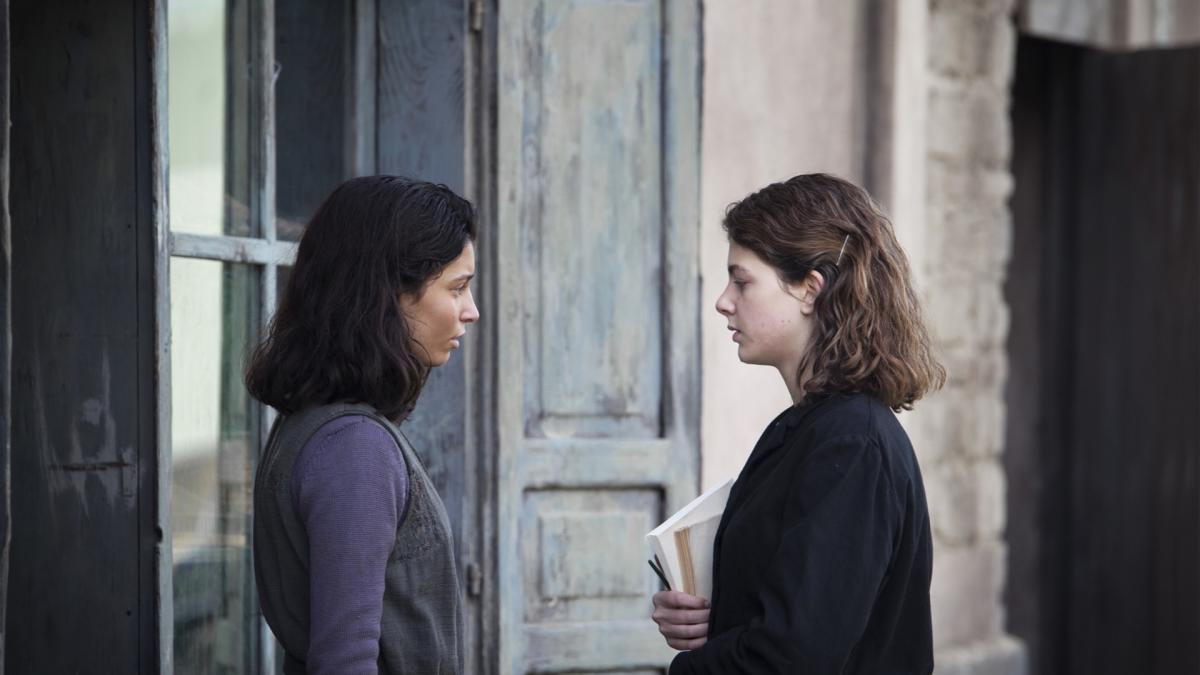 La scena censurata de 'L'amica geniale': è subito polemica sul web