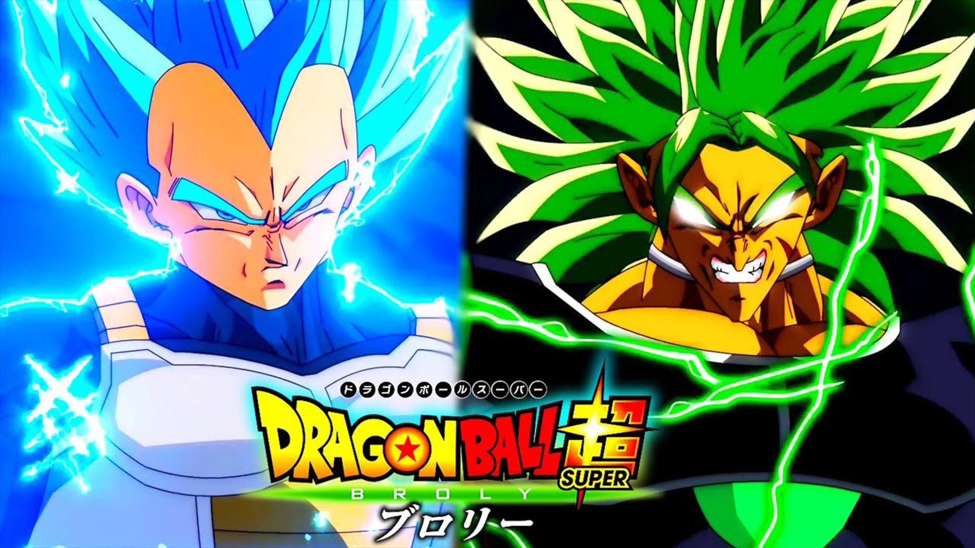 Dragon Ball Super 'Broly' sort ce 14 décembre au Japon