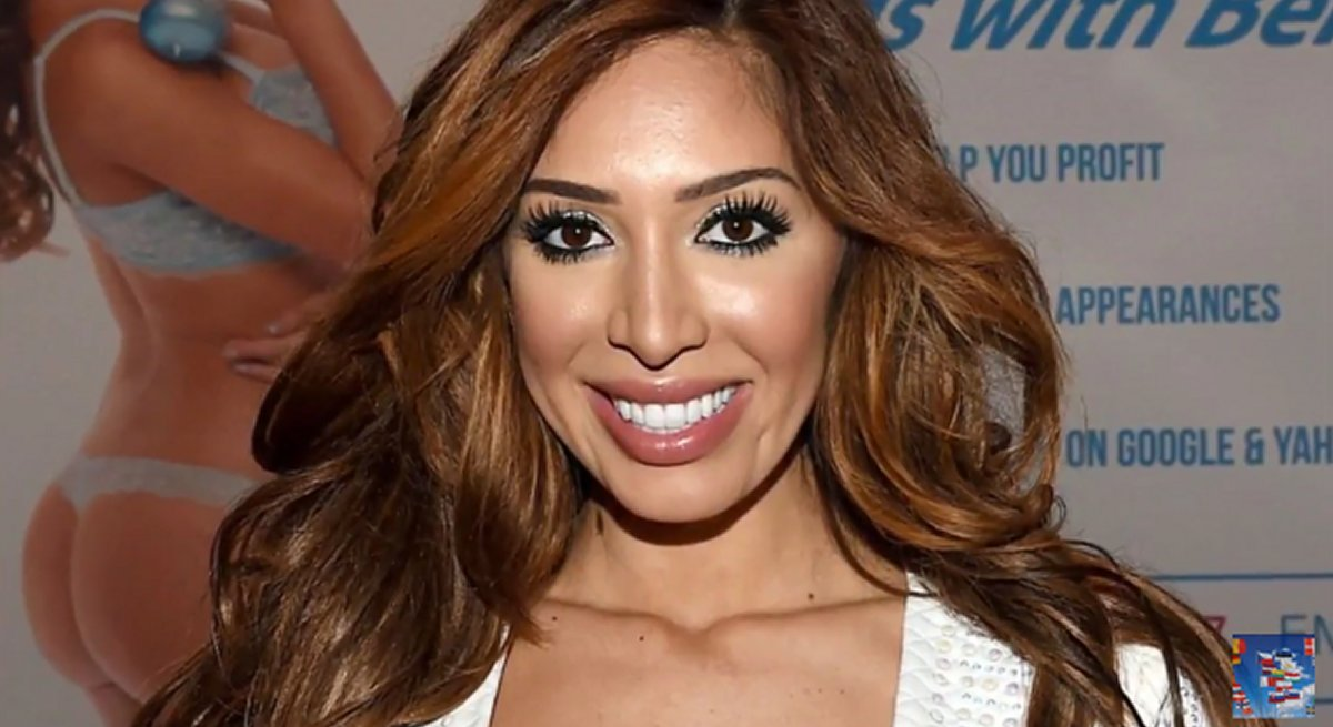 Fight promoter says Farrah Abraham quit boxing match over no fight fix