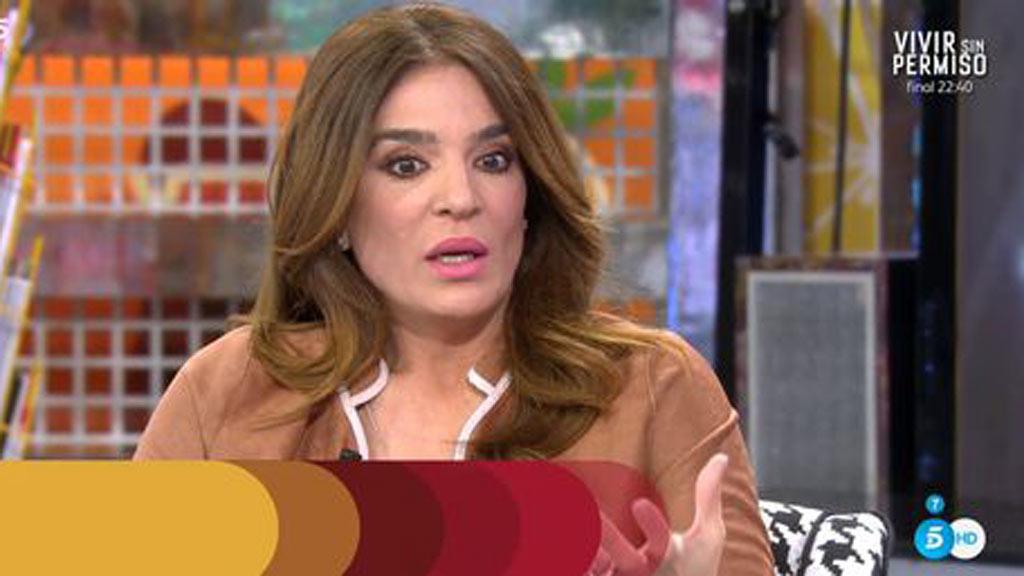 Raquel Bollo tras la muerte de Chiquetete: 'No tengo ningún sentimiento'