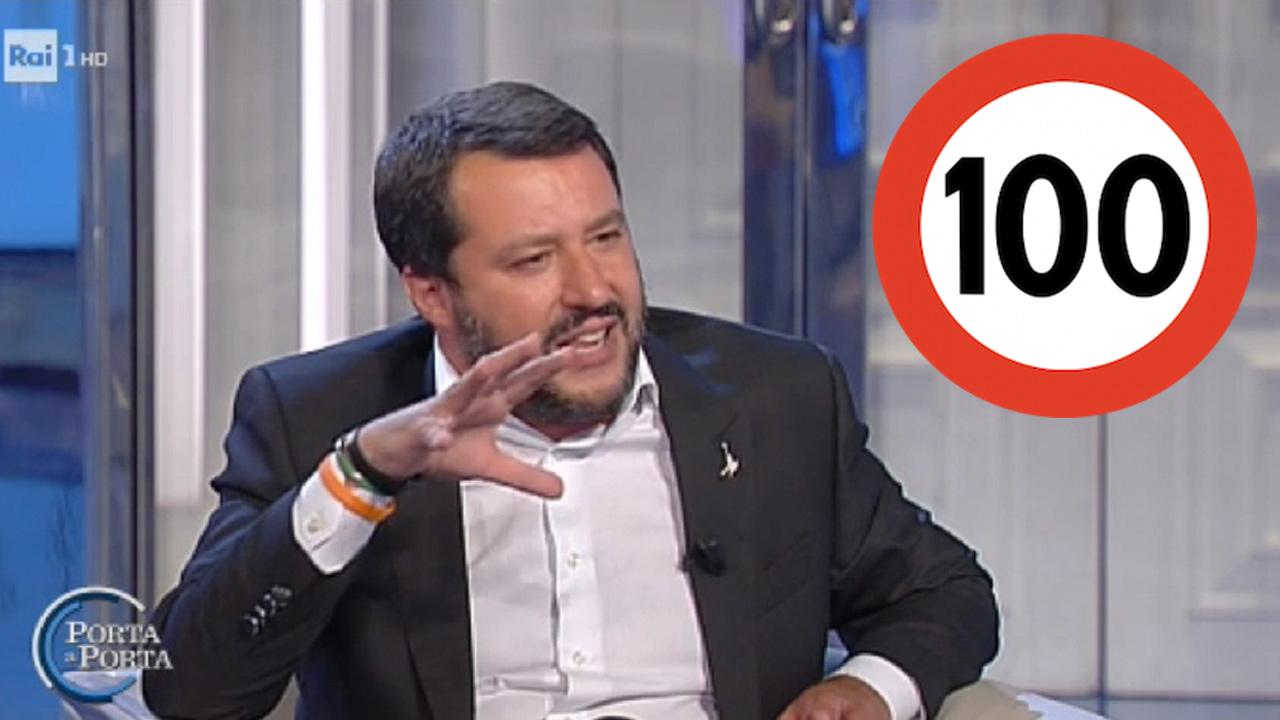 Pensioni, quota 100 aiuterà l'occupazione giovanile, parola di Salvini