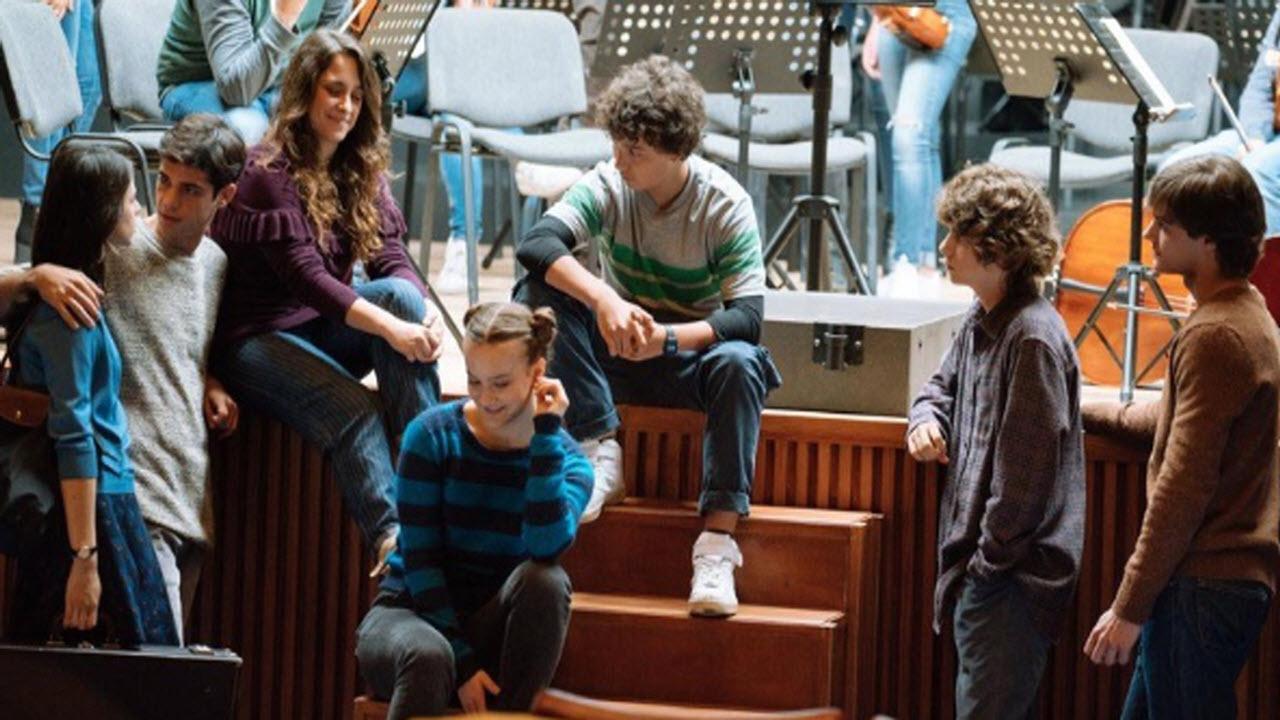 'La compagnia del Cigno', la serie di Rai 1 in onda lunedì 7 e martedì 8 gennaio