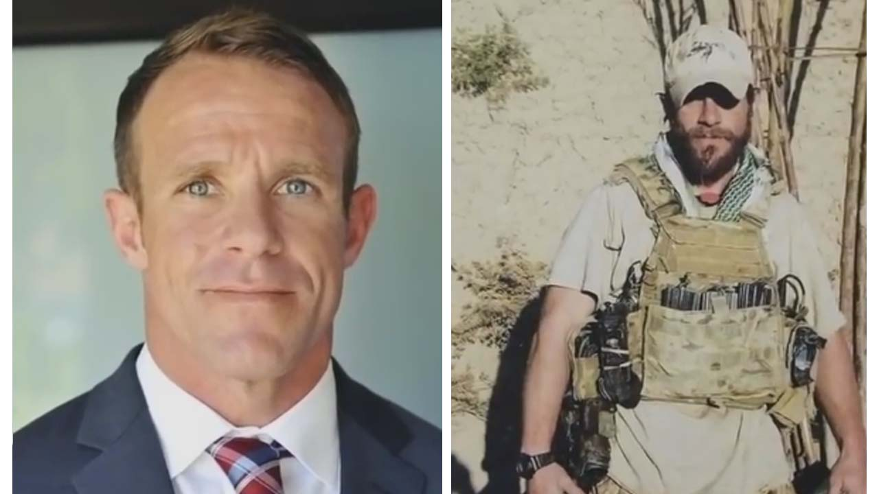 Navy SEAL accused of murdering ISIS fighter in Iraq pleads not guilty