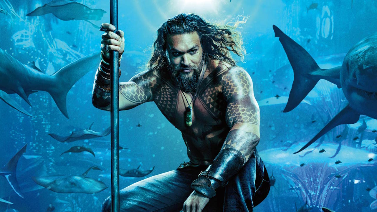 'Aquaman' Tops $940 Million at the box-office Worldwide