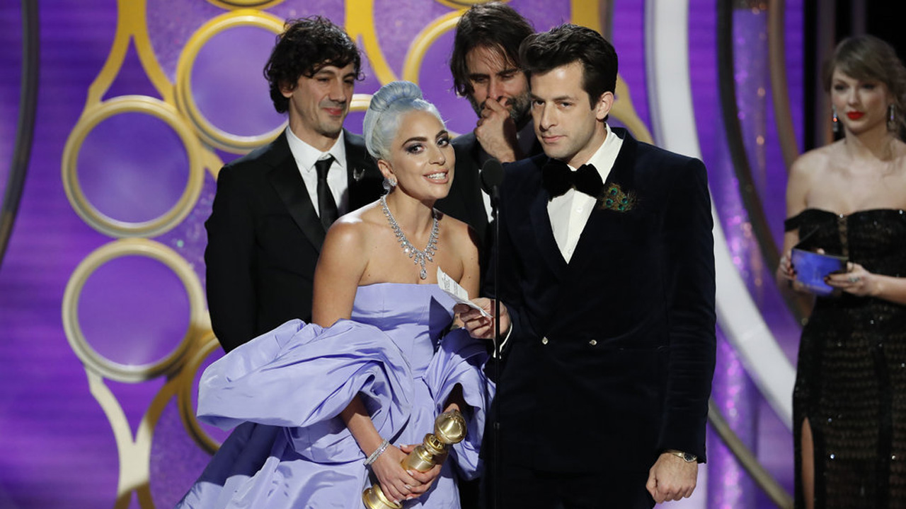 Music played a huge role in 2019 Golden Globes ceremony