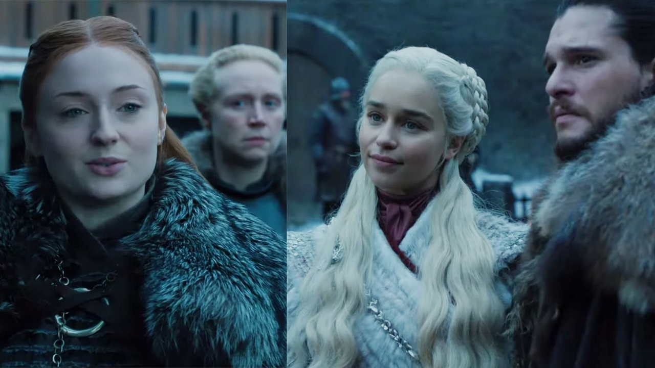 Game of Thrones : Sansa Stark rencontre Daenerys dans un premier teaser