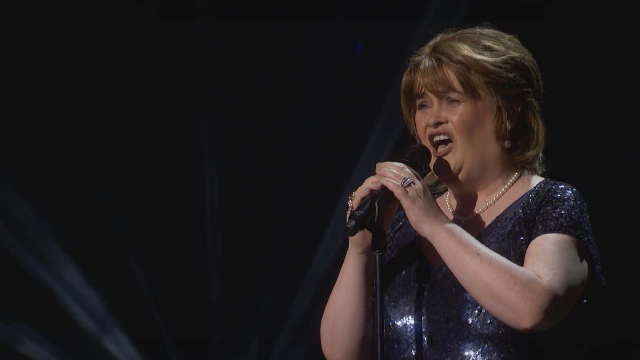 America's Got Talent: The Champions sees Susan Boyle getting Golden Buzzer