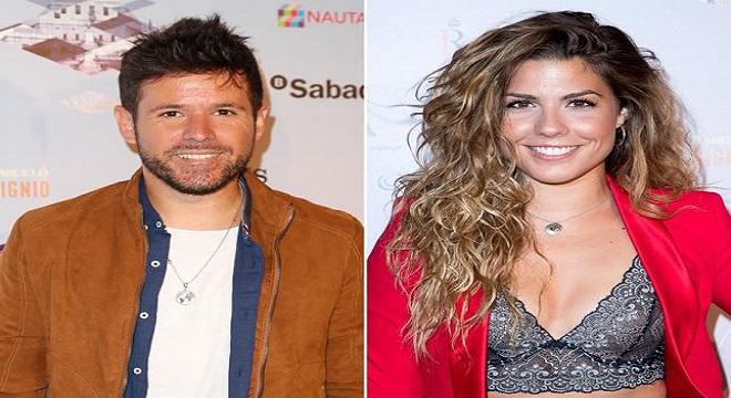 Pablo López y Miriam Rodríguez muestran su afecto en las Redes Sociales