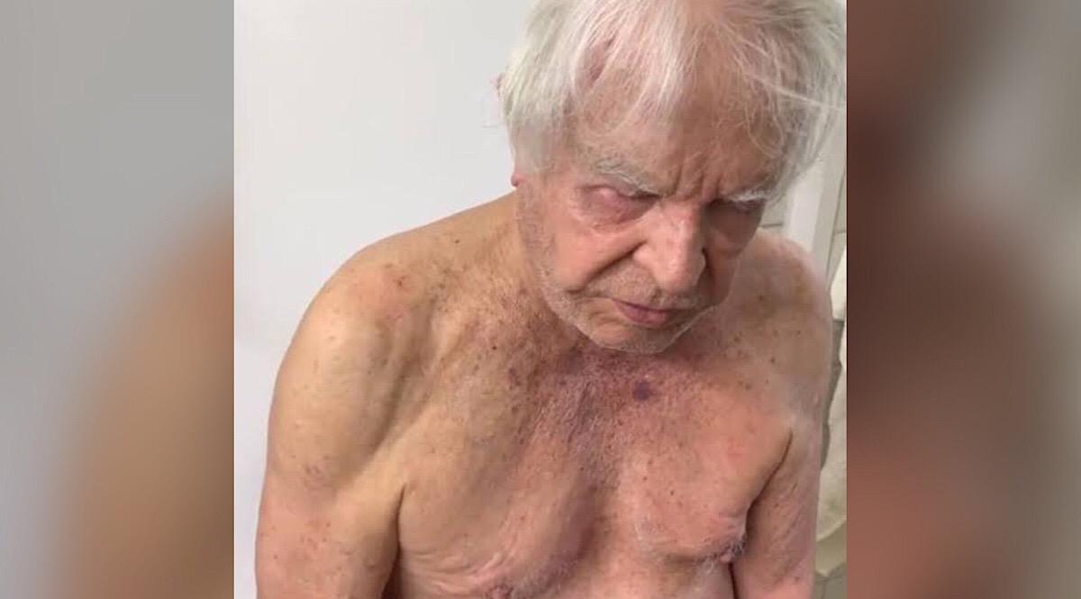 Cid Moreira, aos 91 anos, é cuidado pela esposa em vídeo cativante
