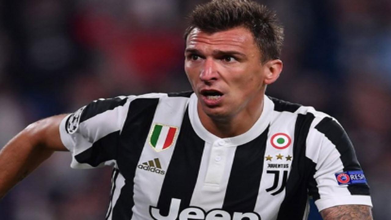 Juventus, stop per Mario Mandzukic: infortunio ai flettori