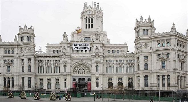 Telefónica consigue un contrato con el Ayuntamiento de Madrid