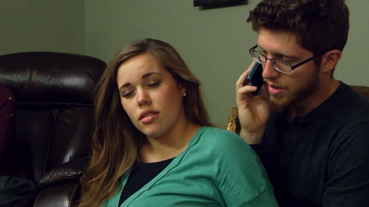 Fans spot a pregnant Jessa Seewald on Counting On