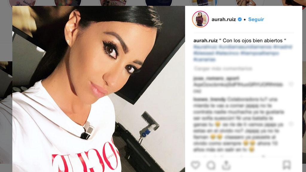 VIDEO: Aurah y Jesé tienen un acercamiento a través de las redes sociales