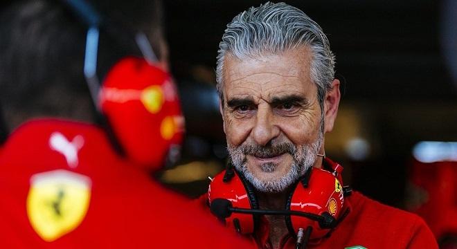 Maurizio Arrivabene deja Ferrari