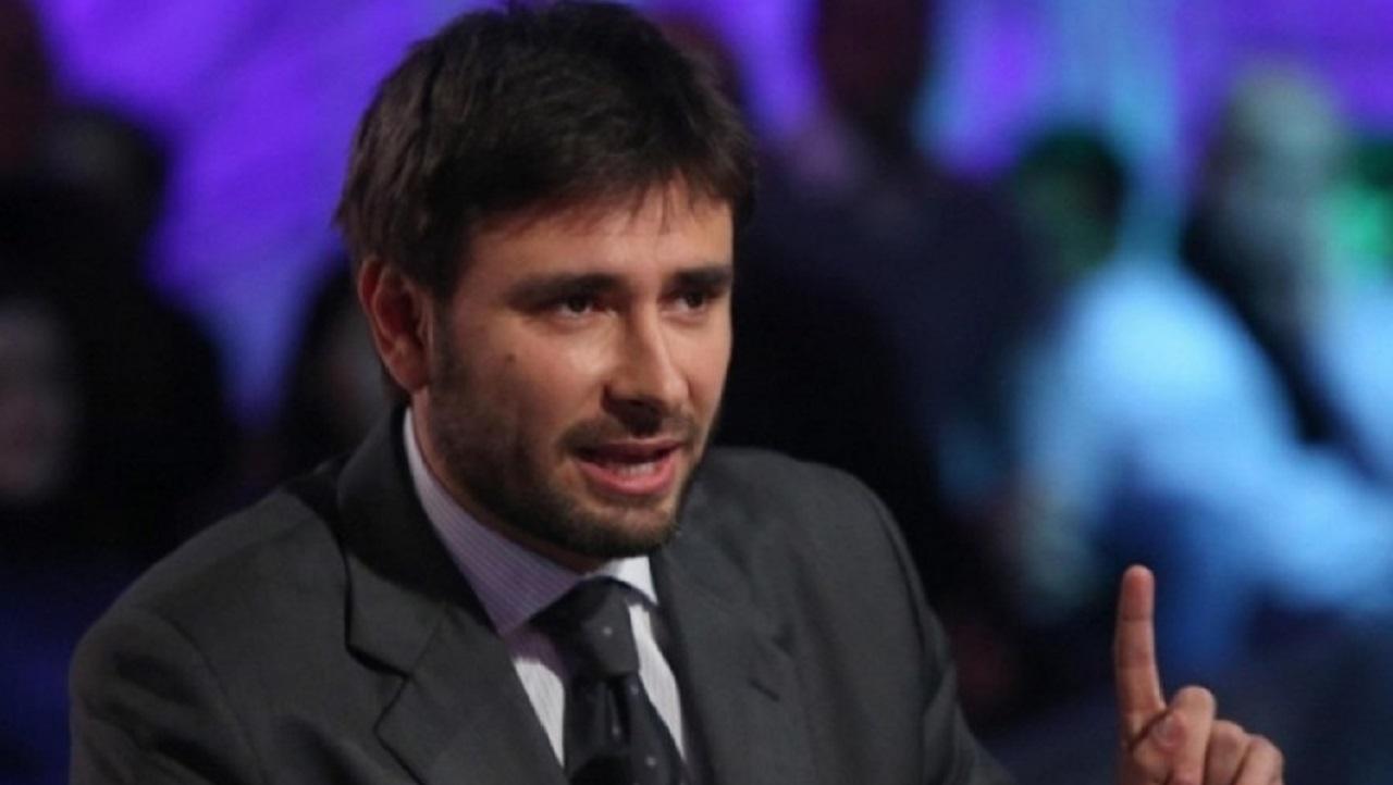 Di Battista (M5S): 'Migranti? Baglioni ha fatto bene, di Salvini non mi importa'