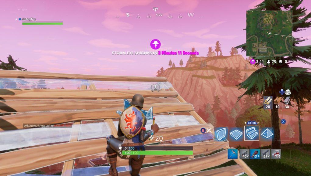 Fortnite latest update bringing major update to building