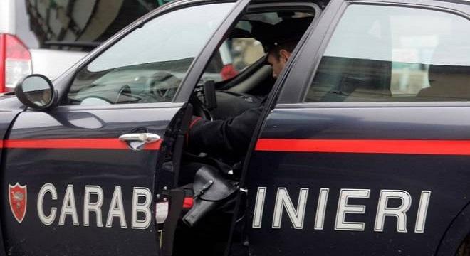 Sessa Aurunca, scontro tra auto sulla provinciale, 34enne denunciato per falso