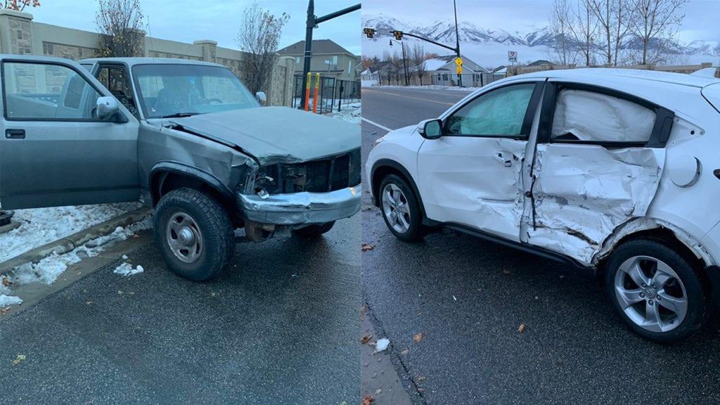 Une adolescente provoque un accident de voiture à cause du 'Bird Box Challenge'