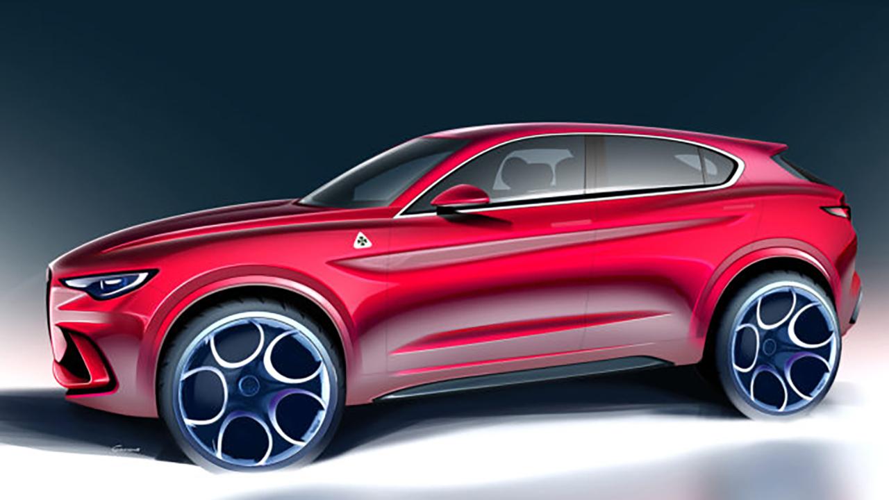 Alfa Romeo si prepara alla nuova era ibrida