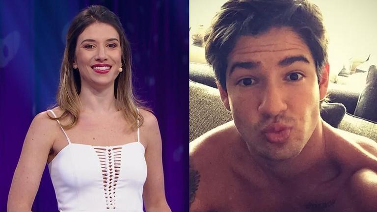 Rebeca Abravanel e Alexandre Pato estão namorando