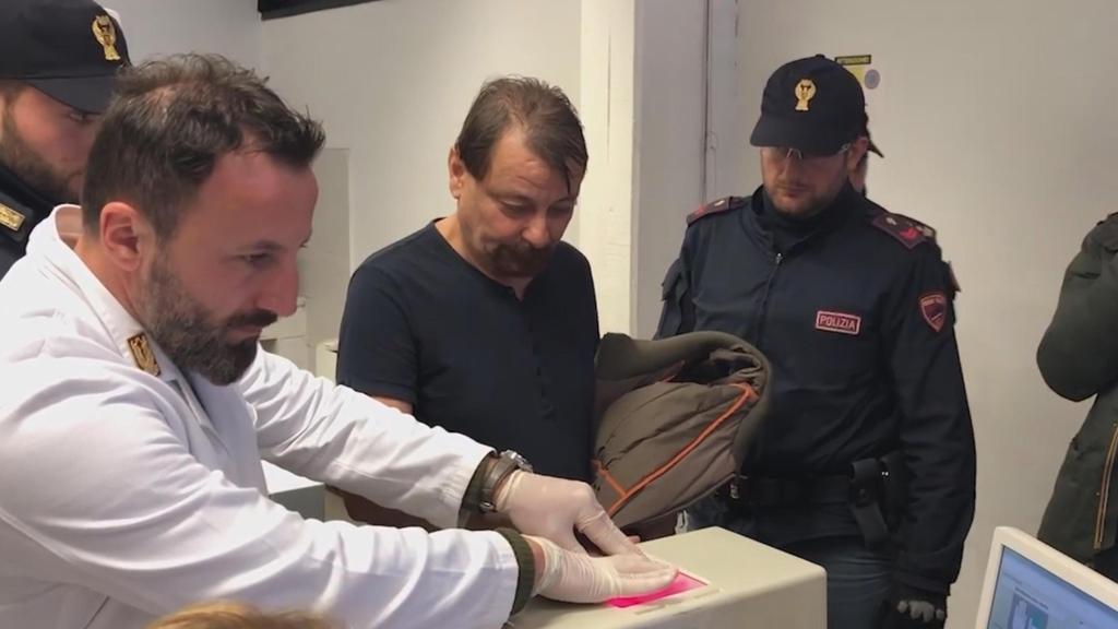 Il video pubblicato da Bonafede svelerebbe il volto di un agente sotto copertura