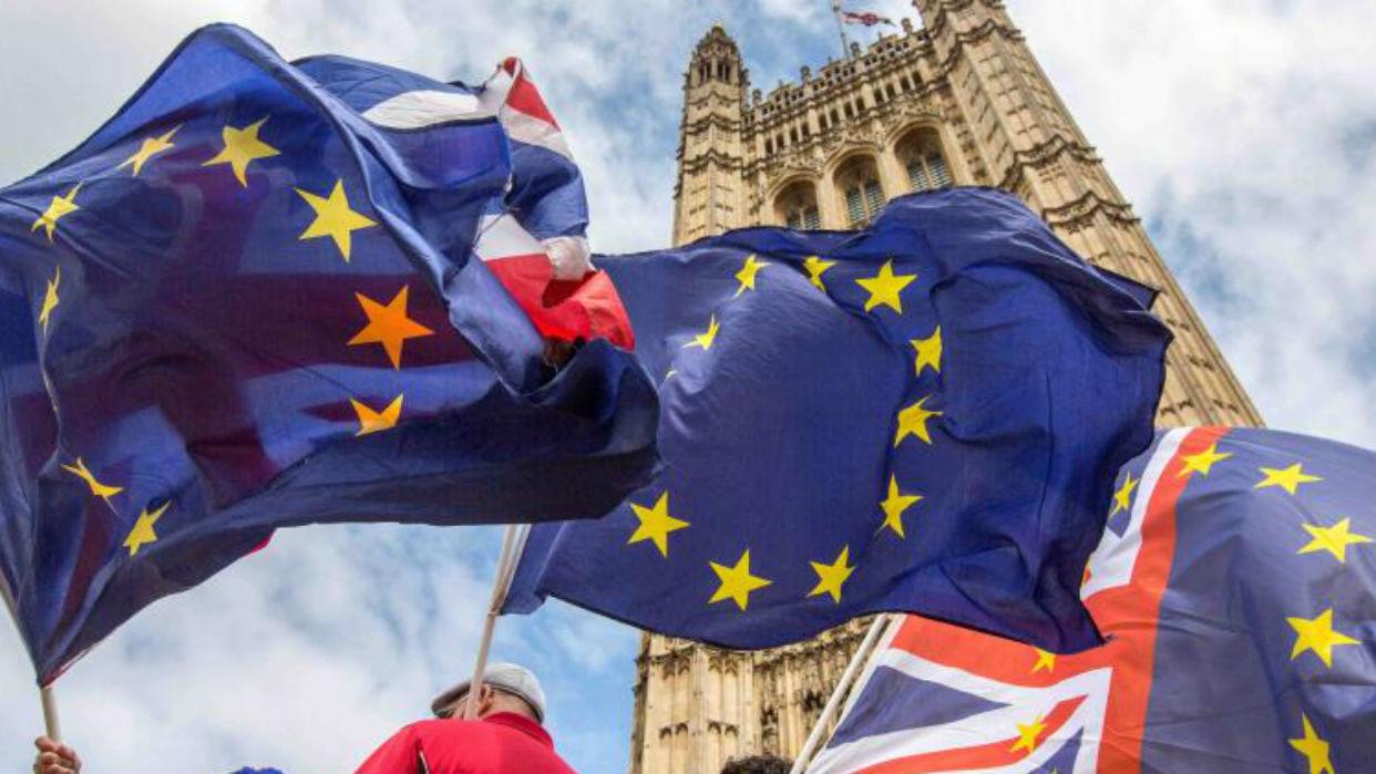 Divorcio entre Gran Bretaña y la Unión Europea