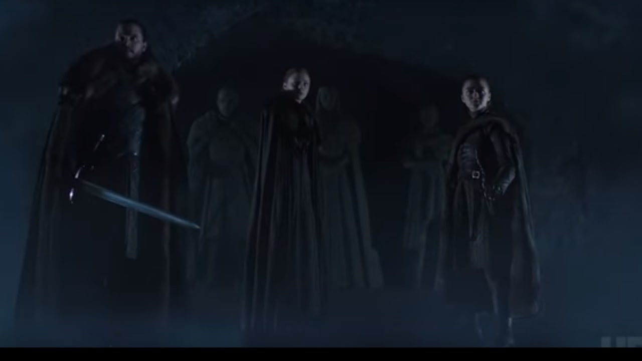 New GoT theory reveals the hidden meaning behind the Crypts of Winterfell teaser
