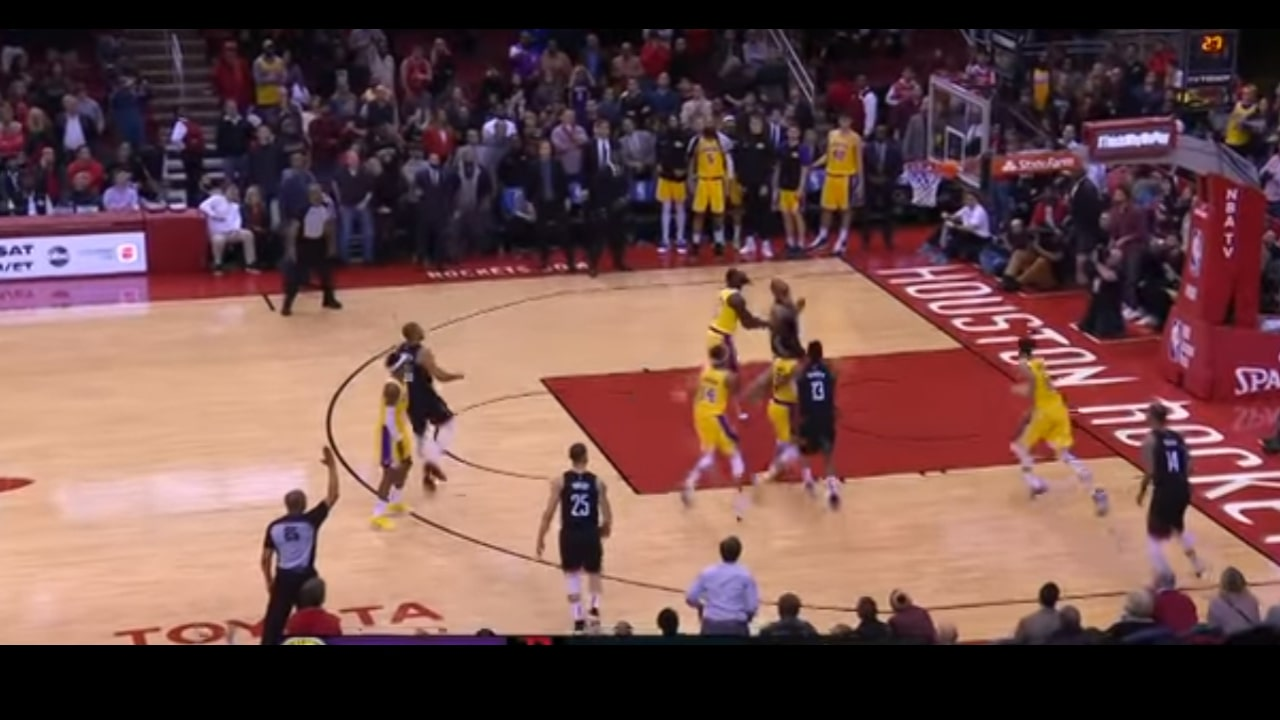A look at NBA Top 10 Plays of the Night, January 19, 2019