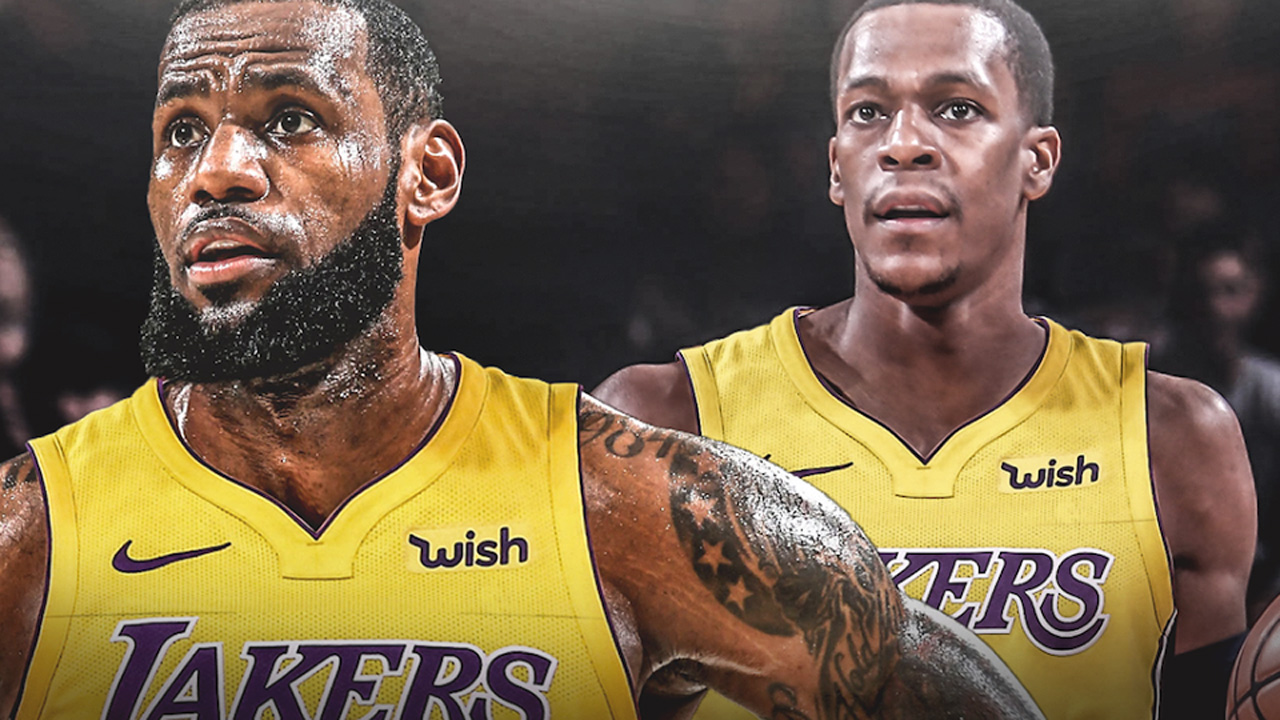 Luke Walton gives an update on when he expects LeBron and Rondo to return
