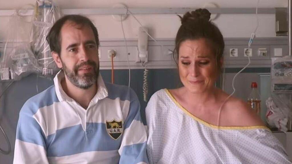 Verdeliss dice que está en tratamiento antibiótico porque su hija será prematura