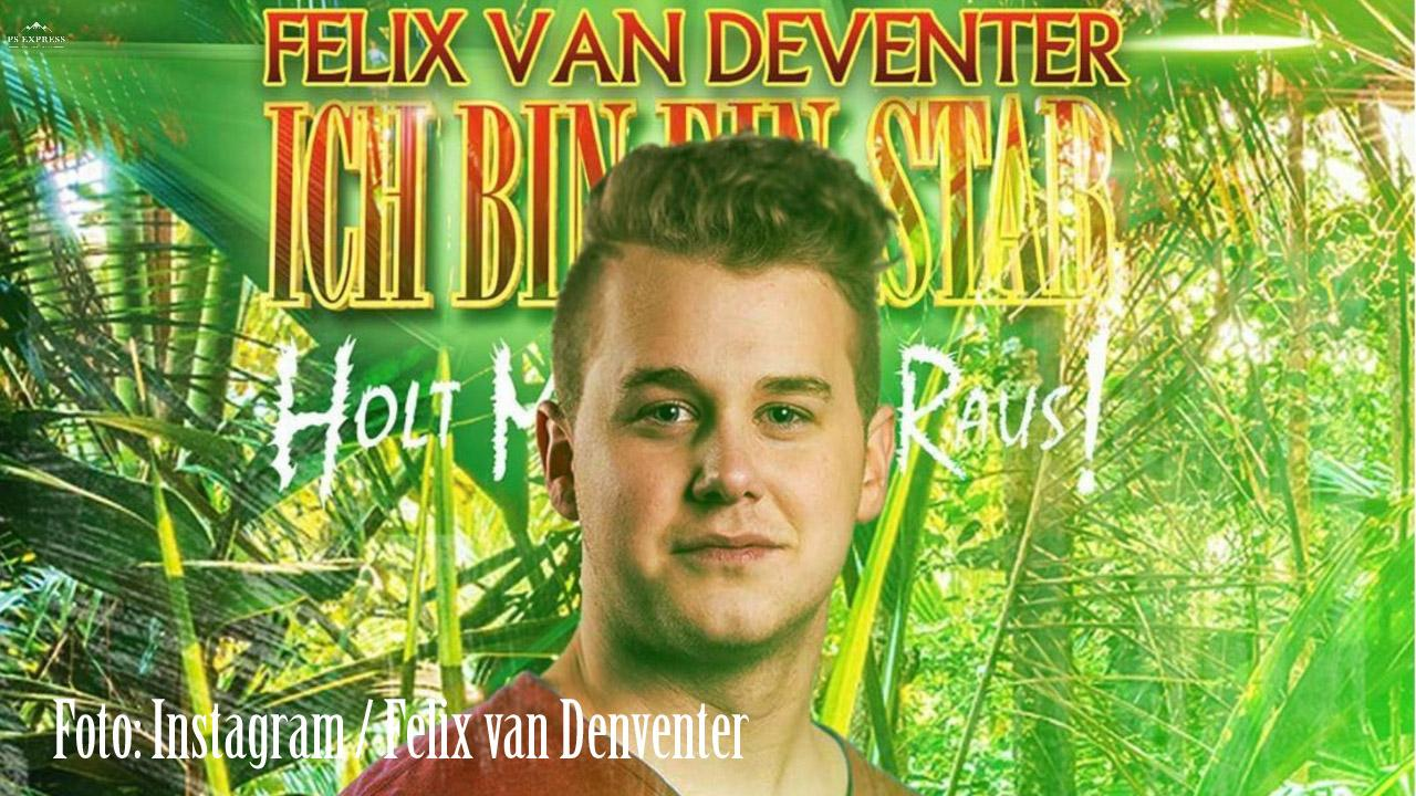 Dschungelcamp 2019 Felix Van Deventer In Der Kritik