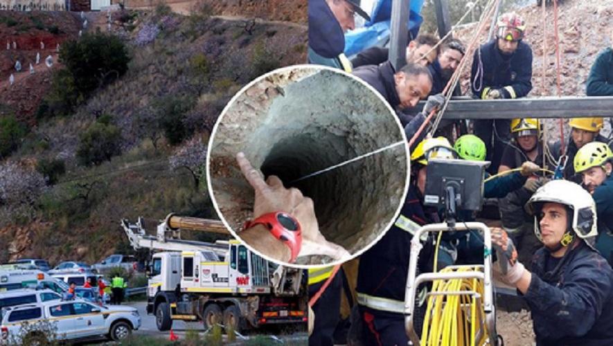 Live la diretta di salvataggio del piccolo Julen caduto in un pozzo a Totàlan
