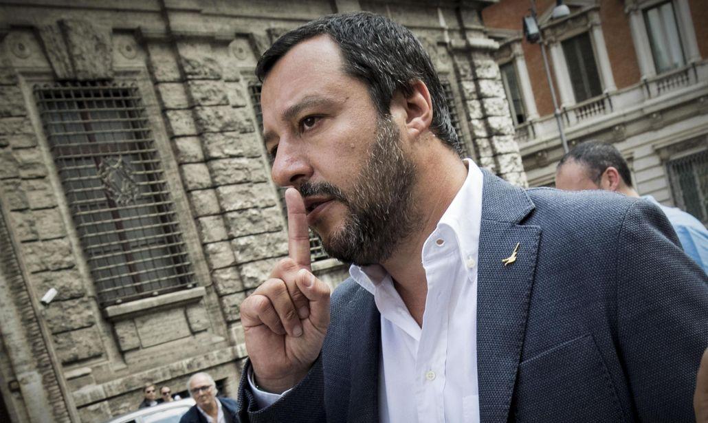 Diciotti: l'Esecutivo al completo è pronto a farsi processare con Salvini