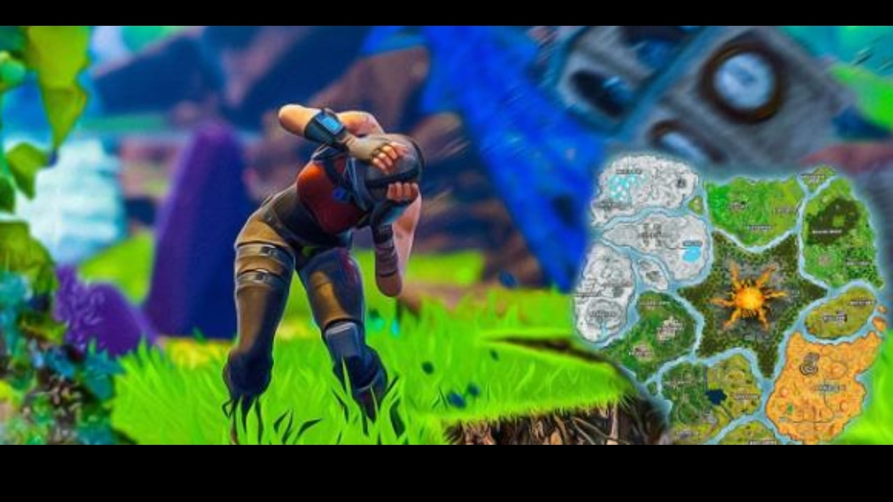 The earthquake event is coming to Fortnite Battle Royale