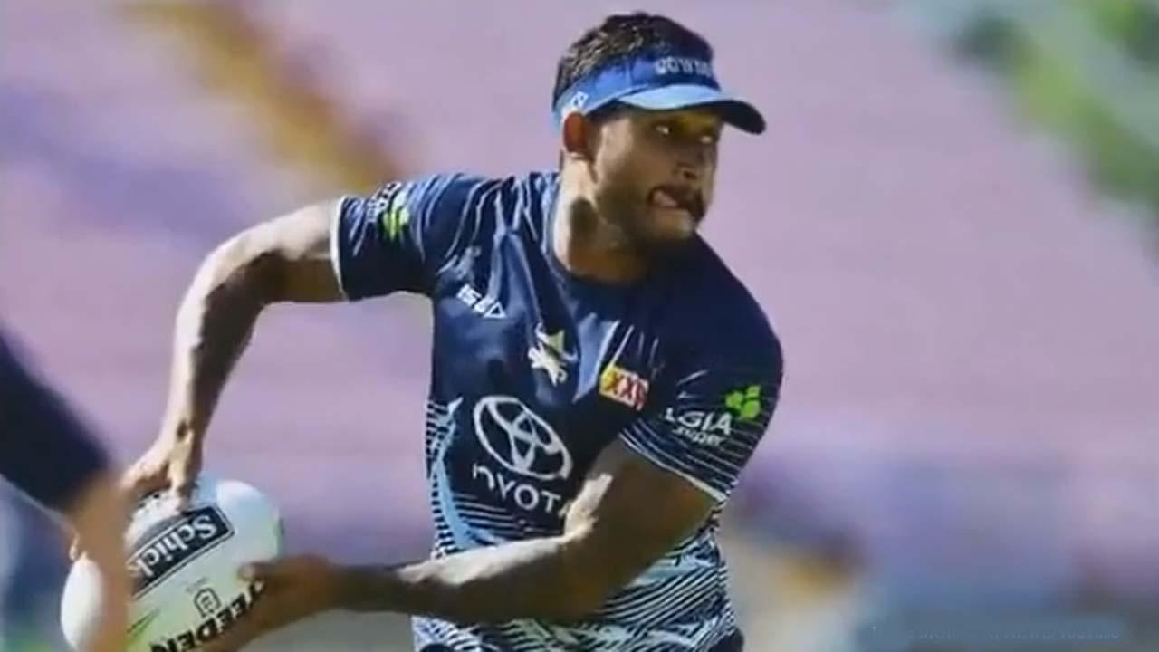 Ben Barba sacked by new club North Queensland Cowboys