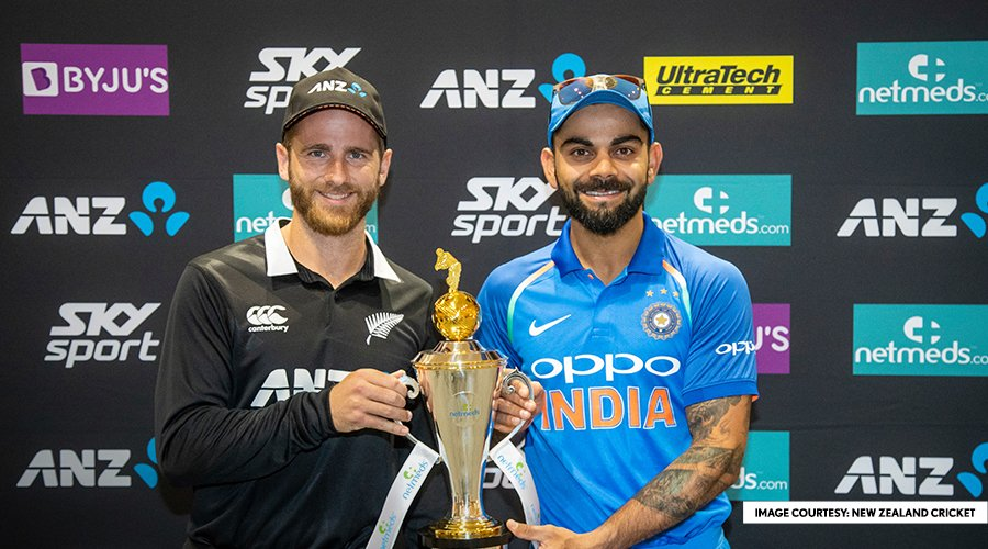 Star Sports live streaming India vs New Zealand 1st T20 with highlights